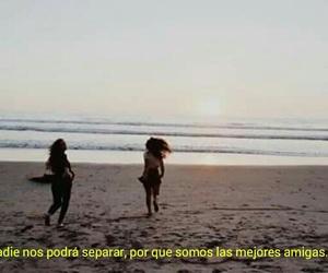 frases, frases en español, and mejores amigas image