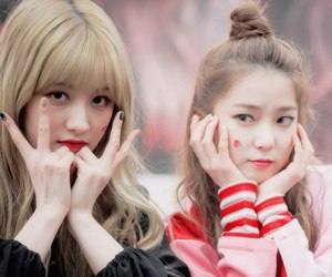 clc, seunghee, and cute image