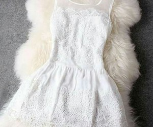 vestido blanco image