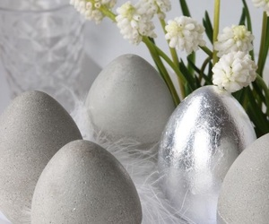 holiday, easter eggs, and spring. image