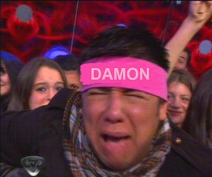 damon albarn, fan, and fan de wanda image