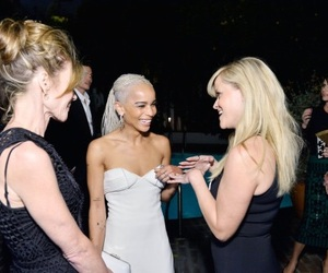 Reese Witherspoon and zoe kravitz image