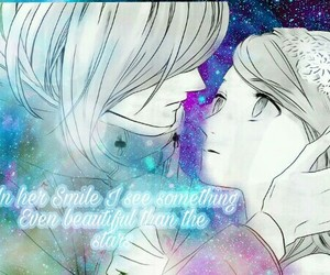 anime, couples, and quotes image