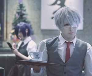 cosplay, touka kirishima, and touken image