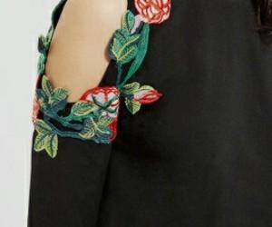 black, fashion, and jinochova image