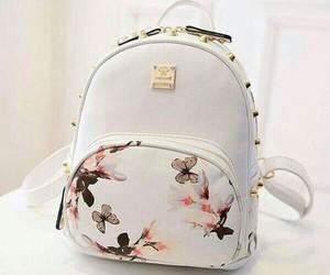 bag, fashion, and backpack image
