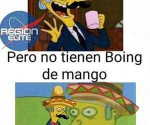 Boing, tacos, and méxicanos image