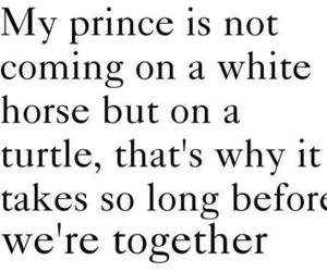 prince, love, and turtle image