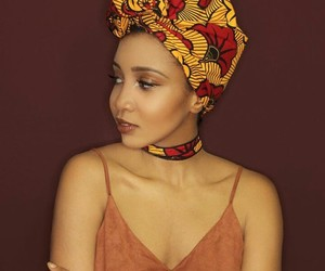 africa, African, and African woman image