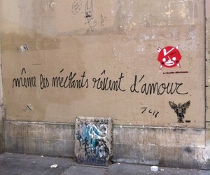 french, paint, and quote image