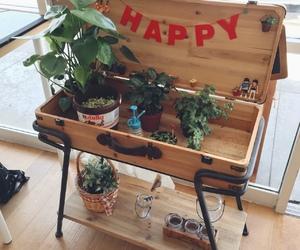 plants and happy image