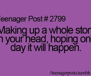 teenager post, hope, and story image