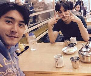 kai, exo, and siwon image