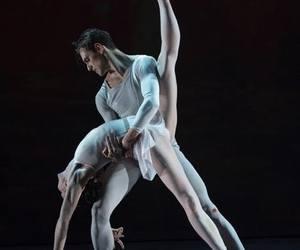 ballet, sergei polunin, and jump image