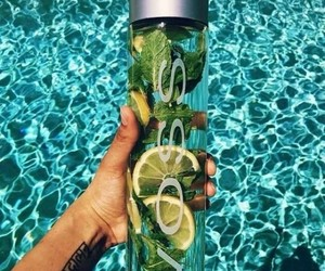 cool, voss, and fruit image