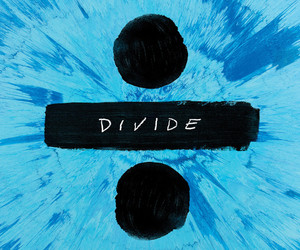 divide, ed sheeran, and music image