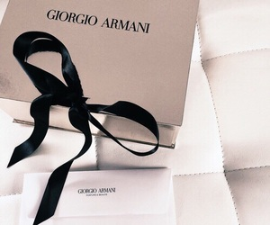 fashion and Giorgio Armani image