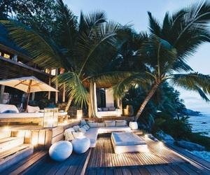 beach, summer, and luxury image