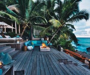 beach, summer, and Dream image