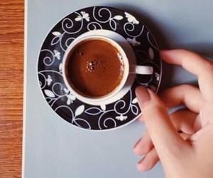 food, turkish coffee, and arabic coffee image