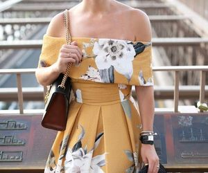 back, dresses, and fashion image