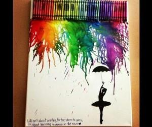 art, dance, and life image