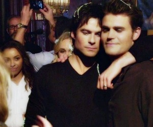 damon, end, and ian somerhalder image