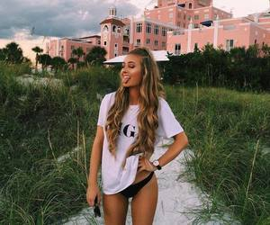 girl, summer, and aspen mansfield image