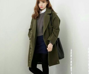 asian, ootd, and asian fashion image