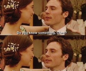 me before you, love, and movie image