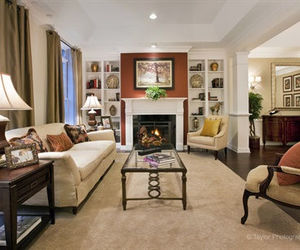 home decor, home furnishings, and Home Interiors image