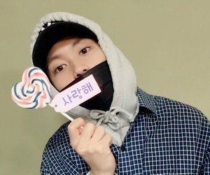 knk, heejun, and cute image
