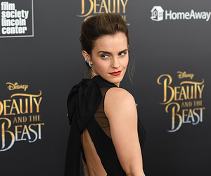 emma watson and beauty and the beast image