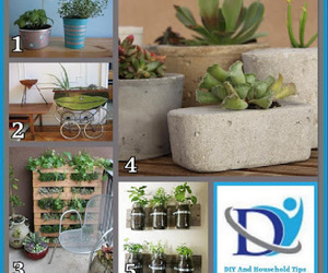 crafts and diy planters image