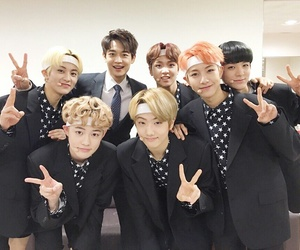 nct dream, mark, and nct image