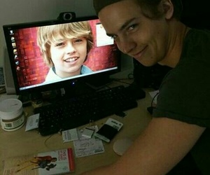 cole sprouse, boy, and funny image