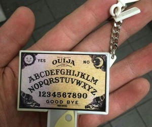 darck, horror, and ouija image