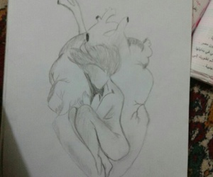draw, رَسْم, and اسود وابيض image