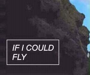 wallpaper, goals, and if i could fly image