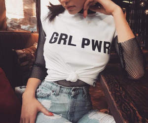 fashion, girl power, and style image