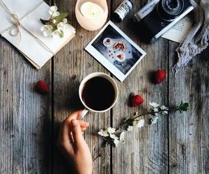 coffee, mug, and photo image