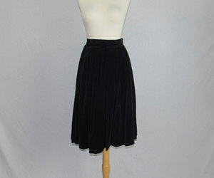 etsy, Full Skirt, and goth image