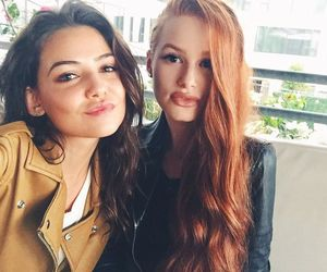 danielle campbell and madelaine petsch image