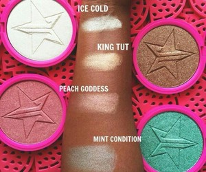 highlighter and jeffree star image