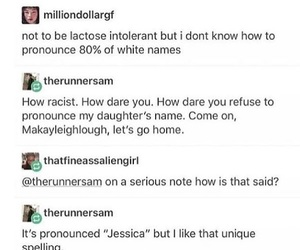 funny, humor, and jessica image