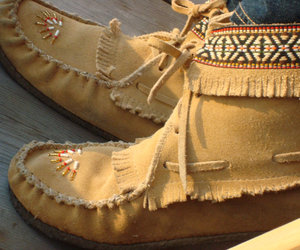 cool, vintage, and moccasins image