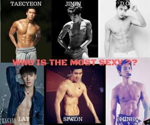 do, kpop hot, and exo image