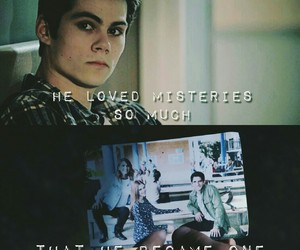 teen wolf, stiles, and stydia image