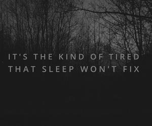 background, black and white, and dark image