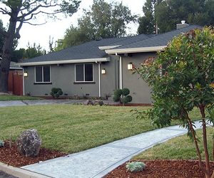 lawn painting and lawn painting contractor image